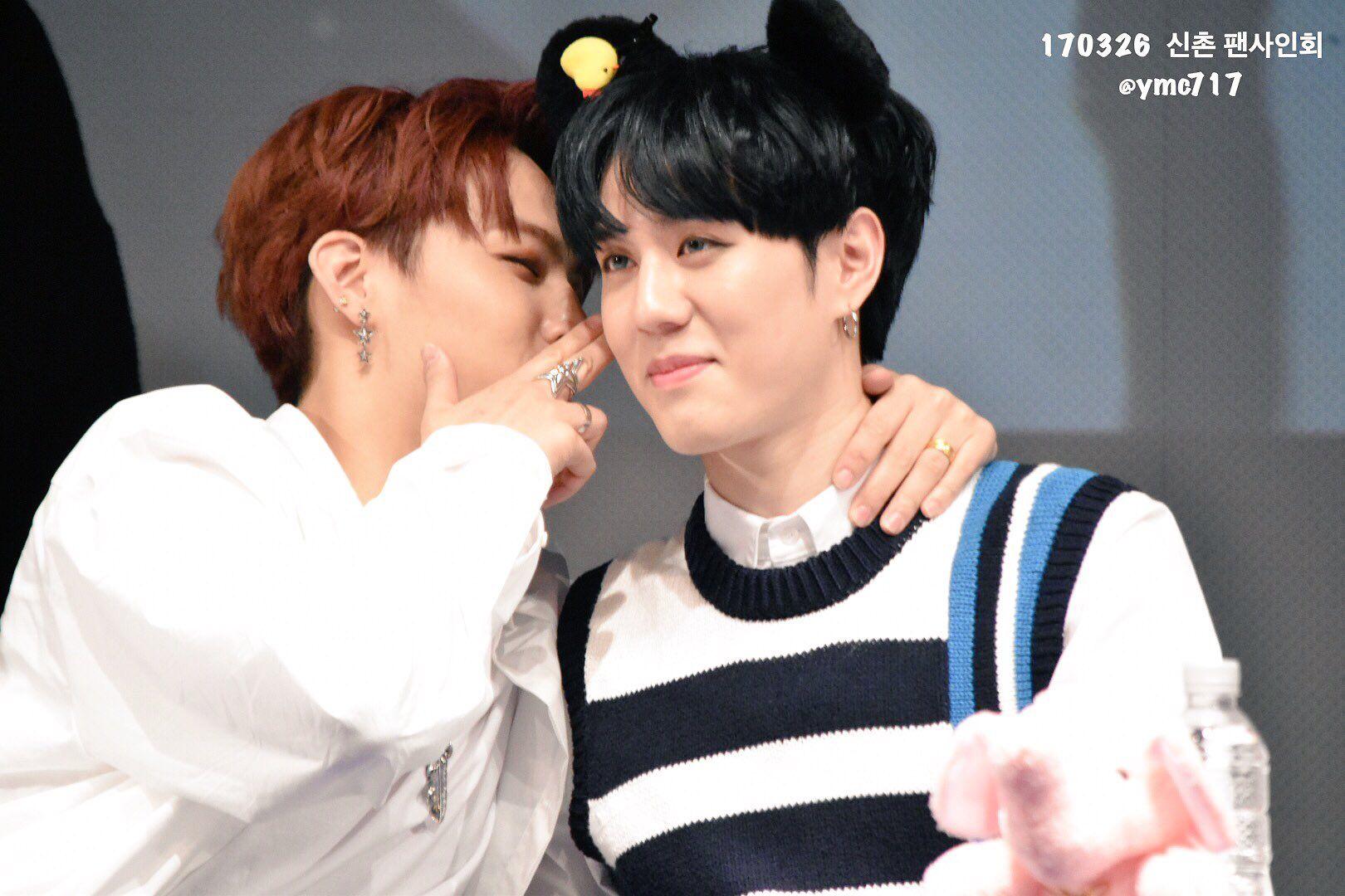 GOT7 Jaeyeom moment. Jaebum and Yugyeom