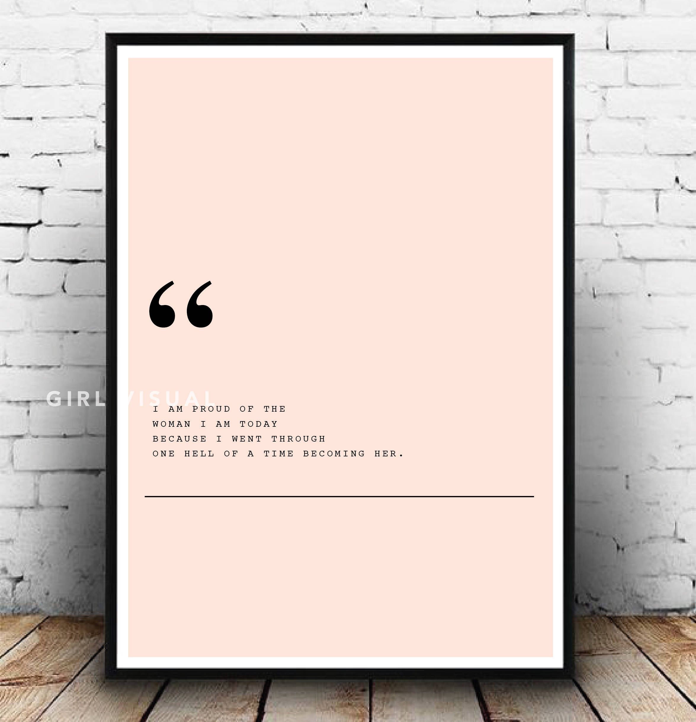 Women Fashion Prints Feminism Prints Fashion Quote Wall Art Boss Babe Print Girl Boss Wall Decor Female Wall Boss Babe Print Wall Art Quotes Etsy Wall Art
