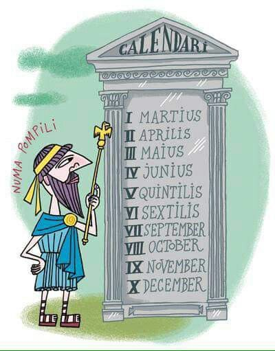 Roman calendar | Story of the World | Pinterest | Teaching ...