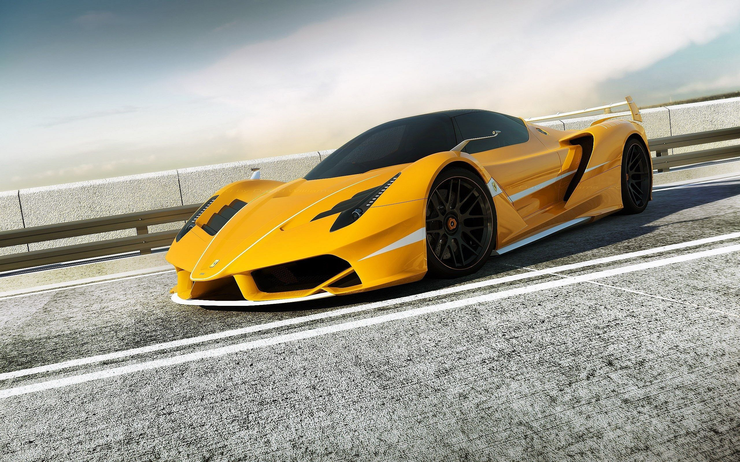 Yellow Ferrari F70 Wallpapers Pictures Photos Images Wallpaper Hd Wallpaper 3d Wallpaper Tumblr