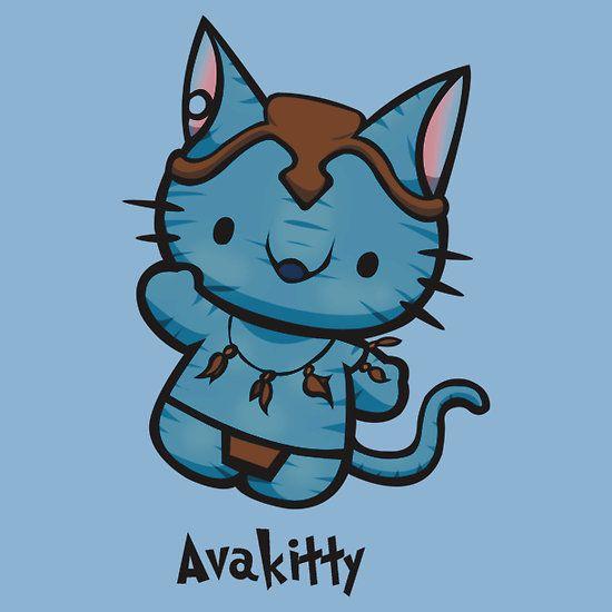 avatar hello kitty