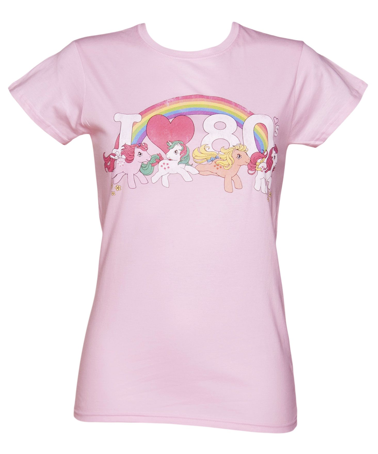 My Little Pony Toddler T-Shirt Firefly White Tee