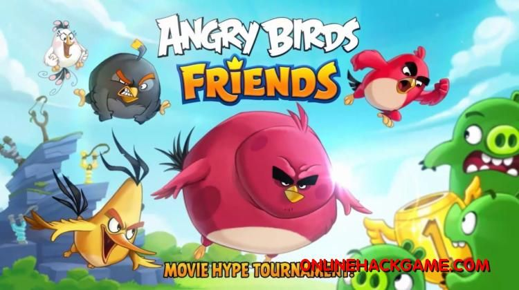 Angry Birds Friends Hack Cheats Unlimited Bird Coins Angry Birds