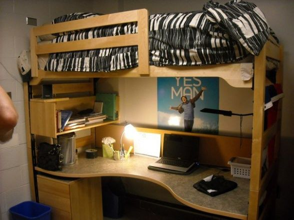 College dorm ideas for guys move in day at utk dorm for Cool college bedrooms