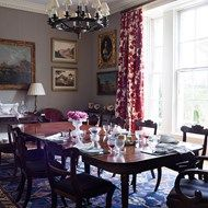 Dining Room Table - Traditional Cornwall House