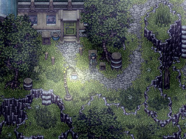 Guimluk peninsula - RPG Maker mapping by Junku87 on