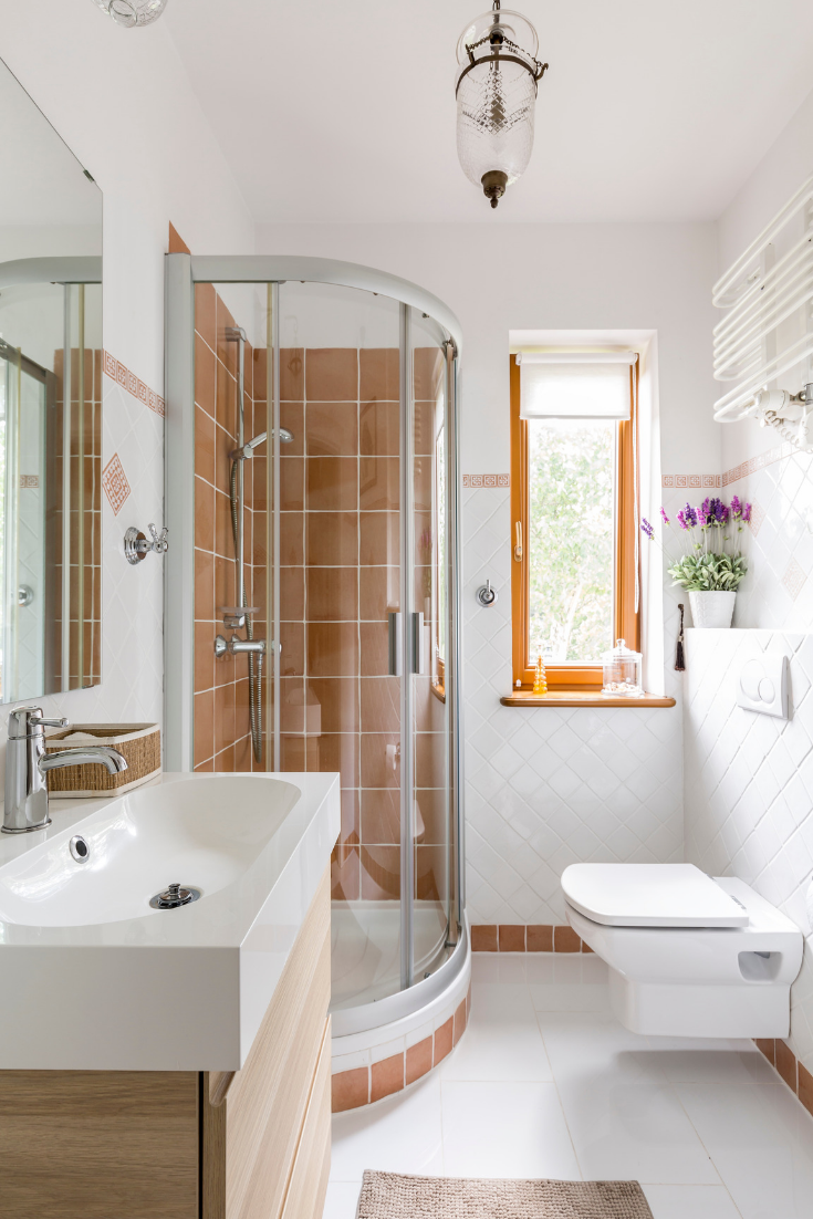. Bathroom design ideas  Without risk there is no reward  These