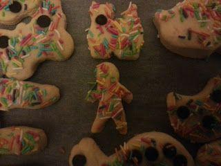 İYİLİK VE SAĞLIK: Pasta süslü kurabiye