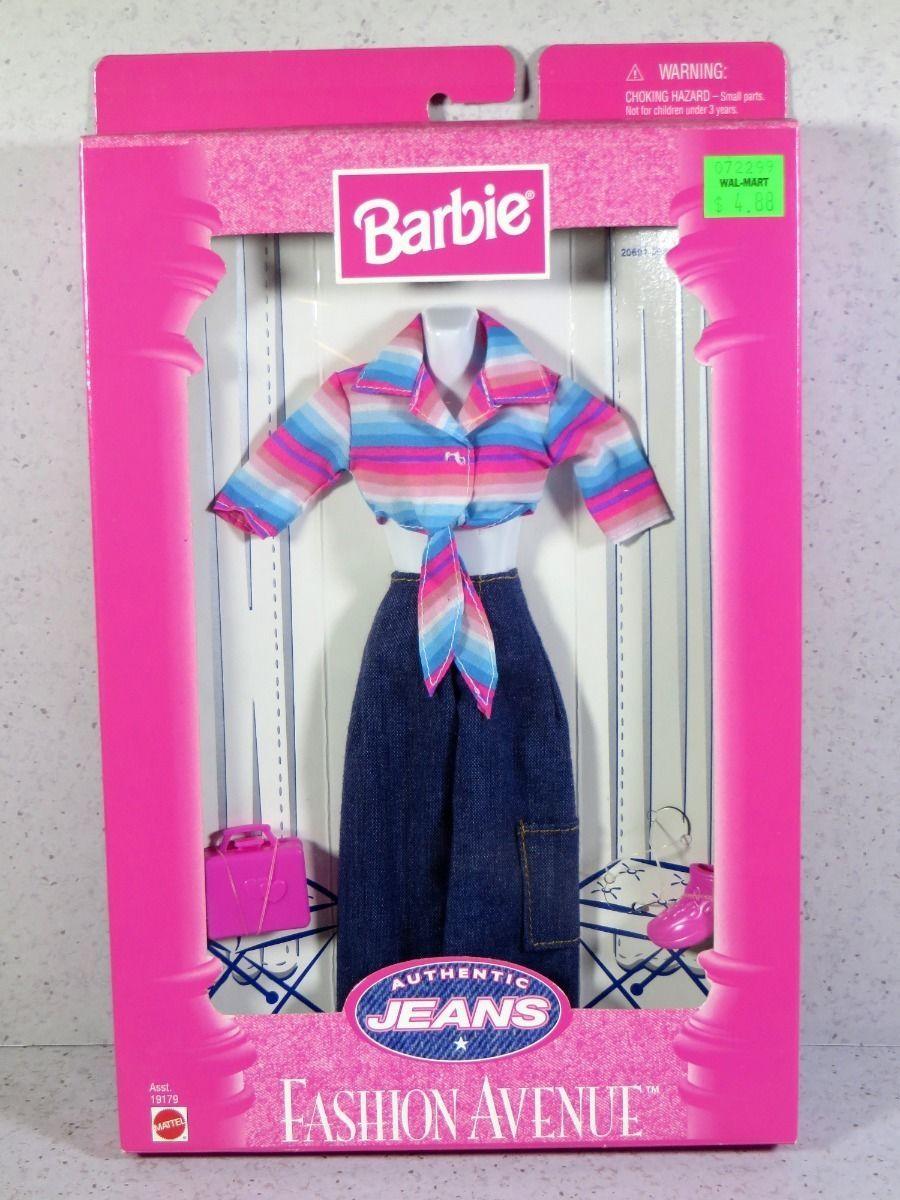 Barbie - Jeans Fashion Avenue #