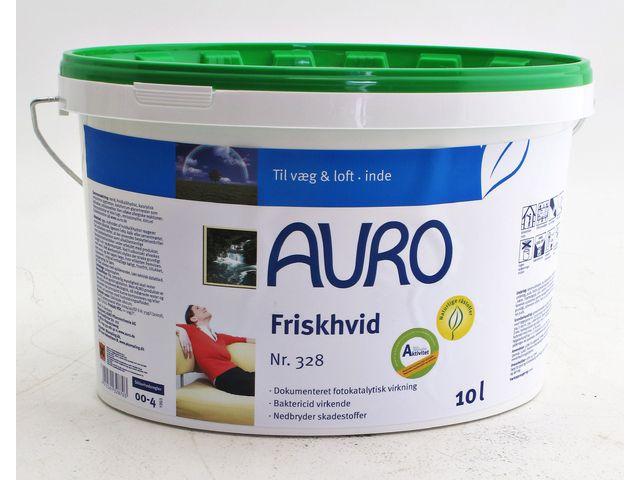 AURO Friskhvid nr. 328 maling der fjerner formaldehyd