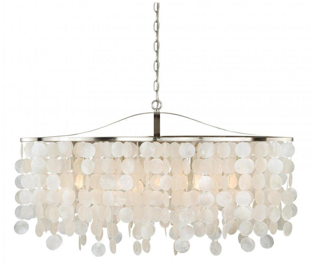 Lamp capiz chandelier handcrafted light shade tide pool from the lamp capiz chandelier handcrafted light shade tide pool from the capiz shell chandelier and its aloadofball Choice Image