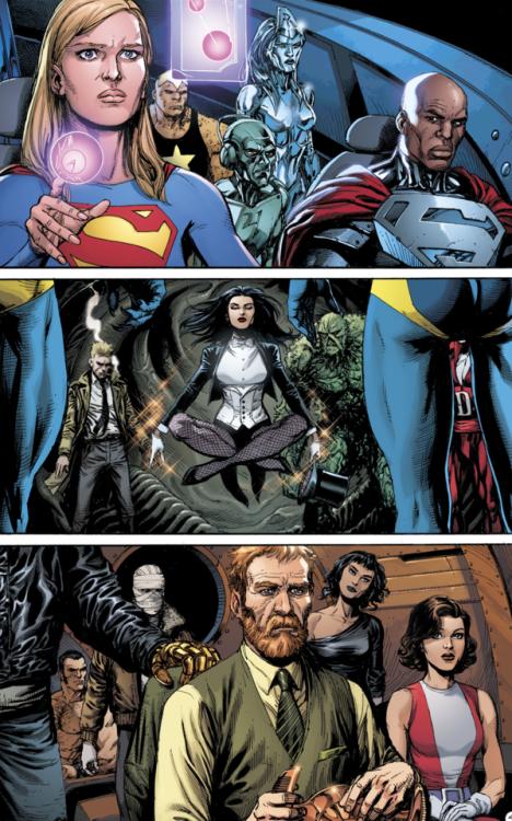 Heroes Unite In Doomsday Clock 9 2019 Gary Frank Brad