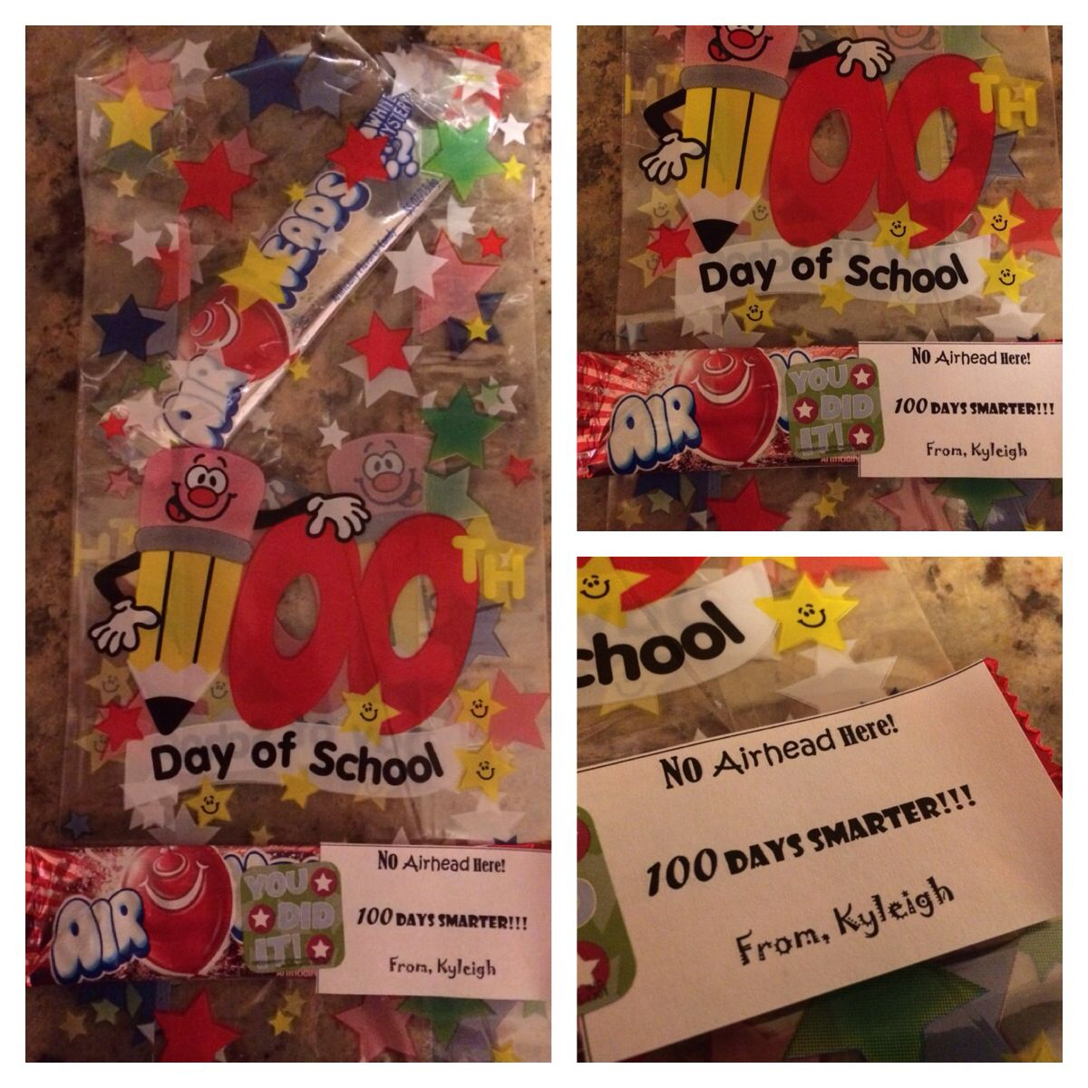 100 Th Day Of School Snack With Images