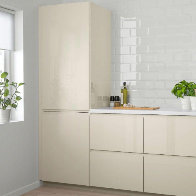 Bezowa Kuchnia Jak Urzadzic Bezowa Kuchnie Learning From Hollywood Ikea Kitchen Design High Gloss Kitchen Cabinets Gloss Kitchen Cabinets