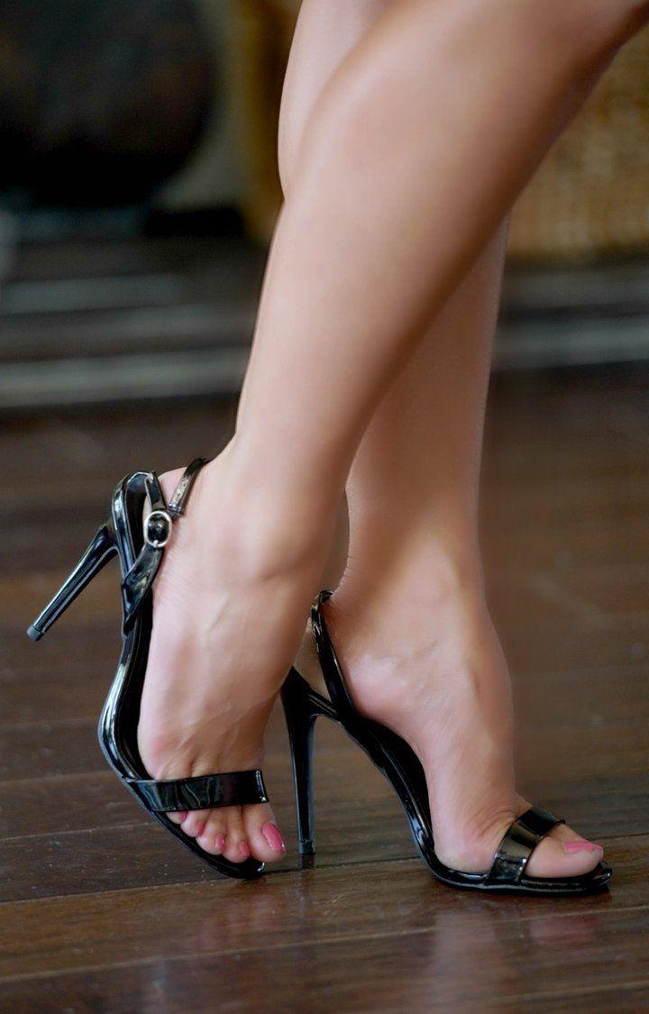 Black Nude Shining Rhinestone Sandals Square Toe Concise