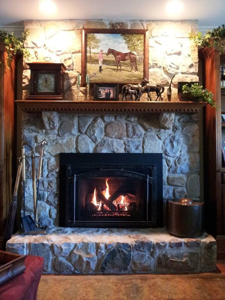 Heat N Glo Gas Fireplace Insert Fireplace Stores Fireplace