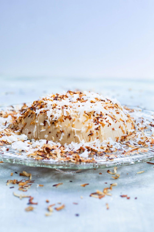 Blan manje a creamy haitian coconut dessert recipe