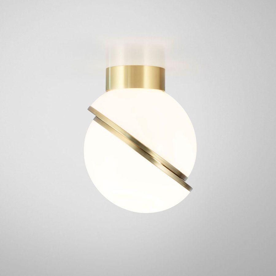 Mini Crescent Ceiling Light By Lee Broom Ceiling Lights Lee Broom Light