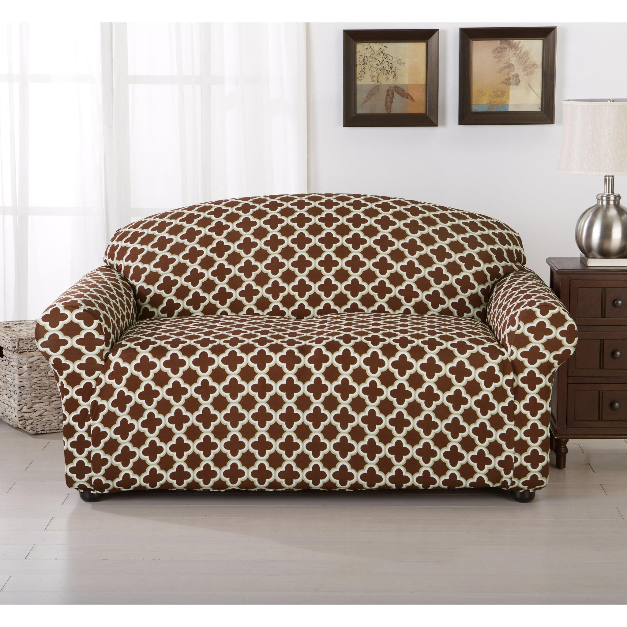 Brenna Collection Strapless Twill Slipcoverm Loveseat Slipcovers Furniture Slipcovers Slipcovers