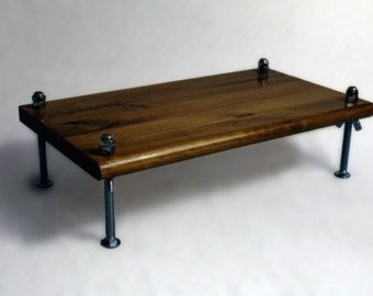 Pin By Jamie Beard On Diy And Crafts Printer Stand Wood Shelves Monitor Stand