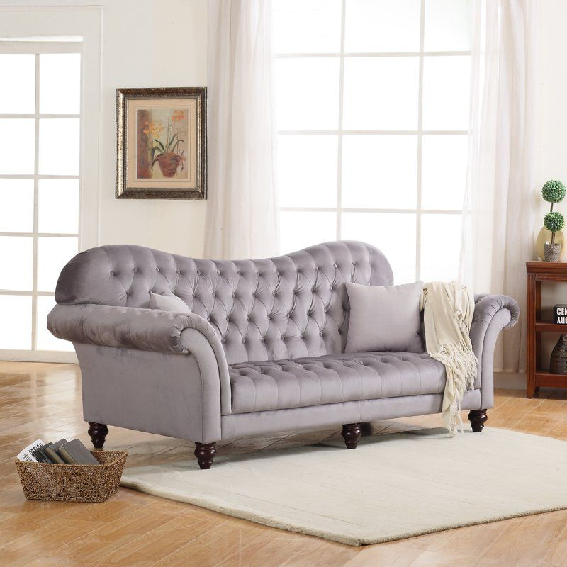 Madison Home USA Classic Tufted Victorian Sofa Https://www.dealepic.com