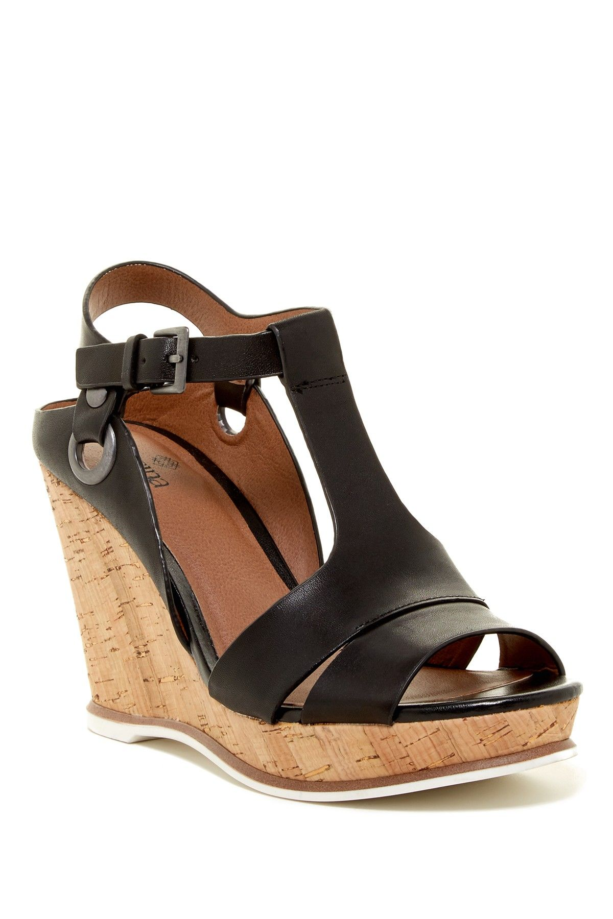 14d7f04b765 Tyra Platform Wedge Sandal - Wide Width Available by SUSINA on   nordstrom rack
