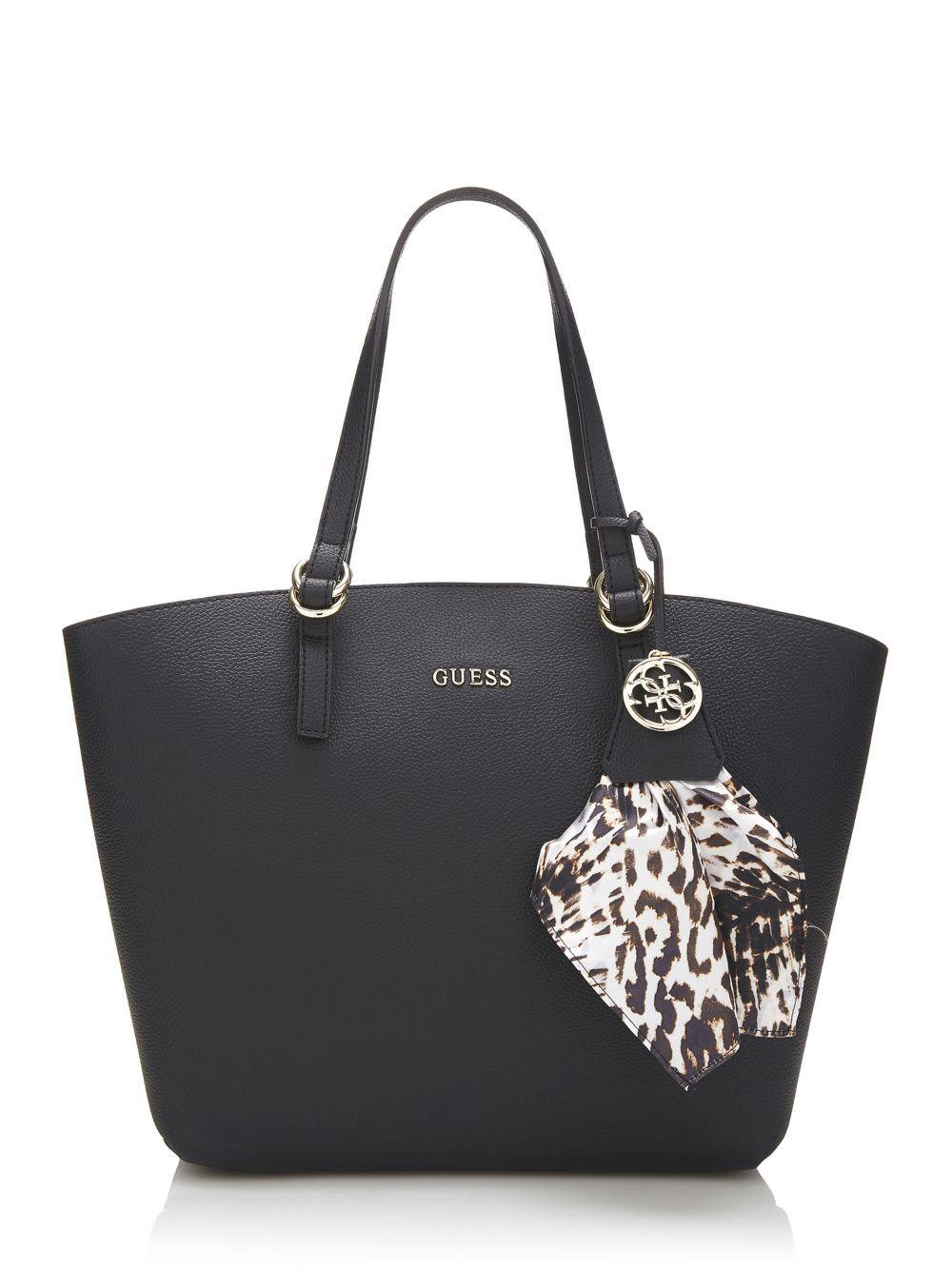 21b24c417e CABAS MINERVA À CLOUS Guess | Guess Mode | Bags, Tote Bag et Fashion