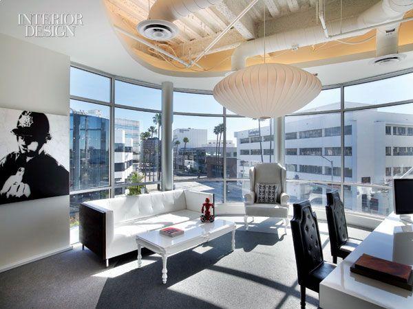 office interiors magazine. A Powerful Palette Defines Icrete, Los Angeles Office By Felderman Keatinge. Interiors Magazine O