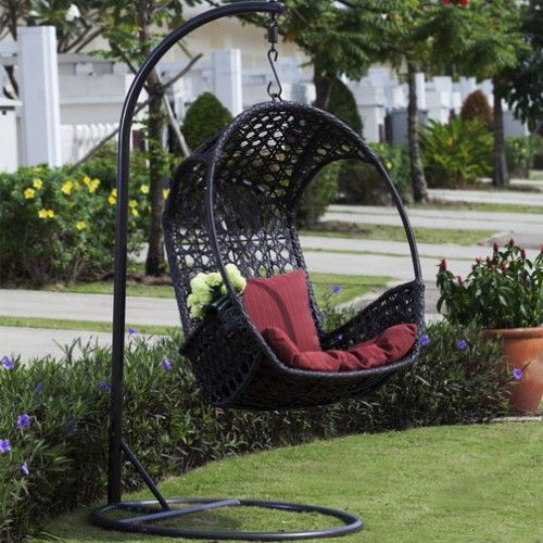 hanging egg chair jysk best chairs for standing desks macau swing at decorating pinterest