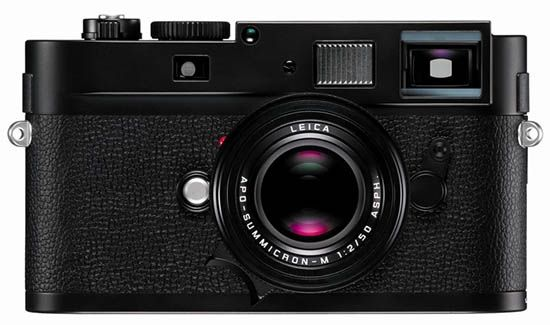 Leica Announces the M Monochrom Black and White Digital Rangefinder ($7950)