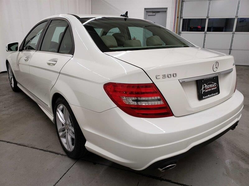 2012 Mercedes Benz C Class C 300 Sport 4matic For Sale In Spring