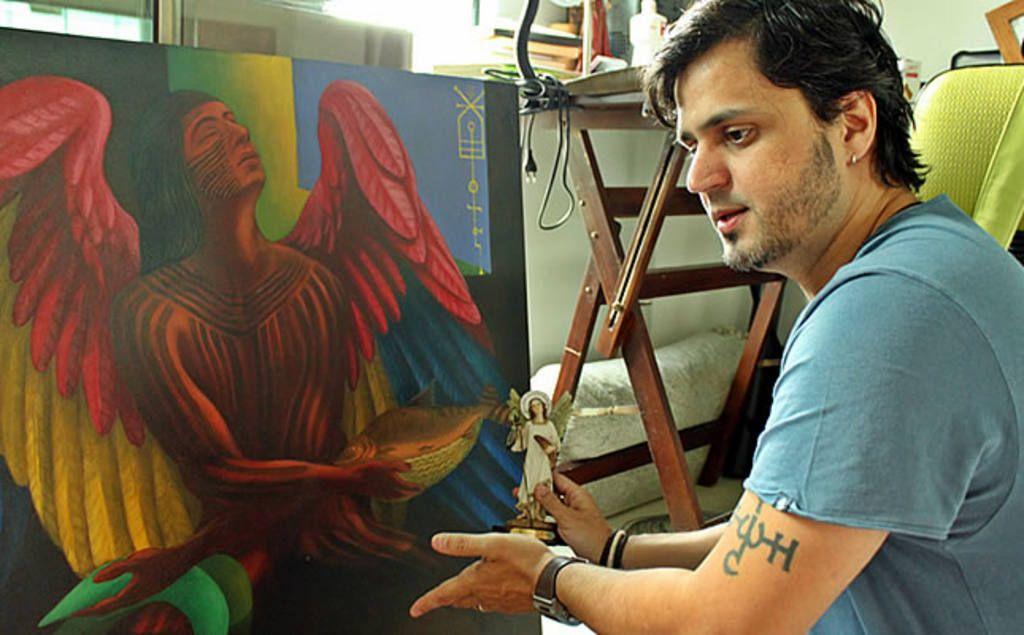 Nos dias 4 e 7 de agosto, o artista Zeca Nazaré e a especialista em Economia Criativa, Karla Colares, fazem bate-papo gratuito.