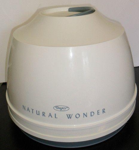 Dazey Natural Wonder Bonnet Hair Dryer I Think Still Have This Somewhere Lol