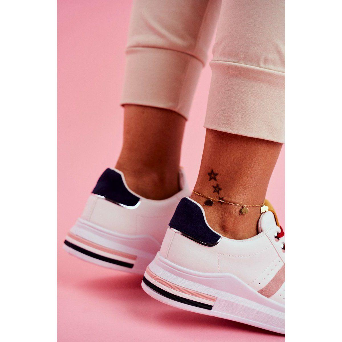 Ps1 Sportowe Damskie Buty Bialo Granatowe Mirra Biale Wielokolorowe Adidas Stan Smith Sneakers Adidas Sneakers