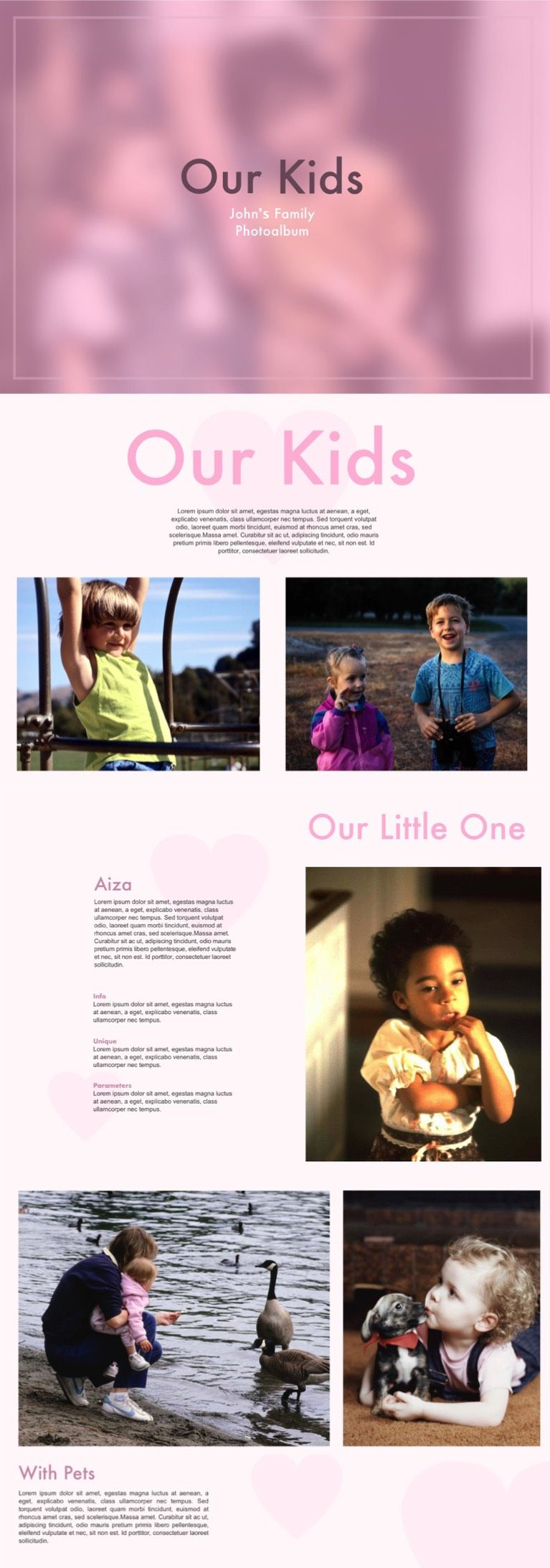 you can make a photo album with swift publisher templates just