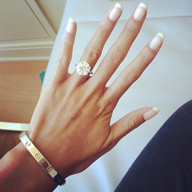 Cartier Engagement Rings Bague Fiancaille Bague Bijoux Diamant