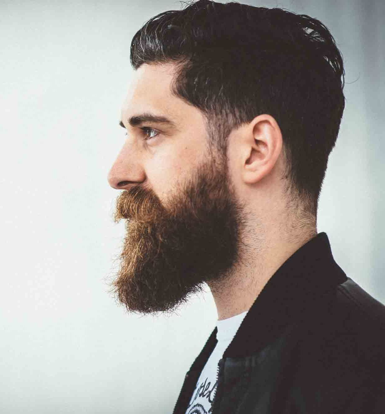 Wondrous 1000 Ideas About Beard Styles Pictures On Pinterest Men Facial Short Hairstyles For Black Women Fulllsitofus