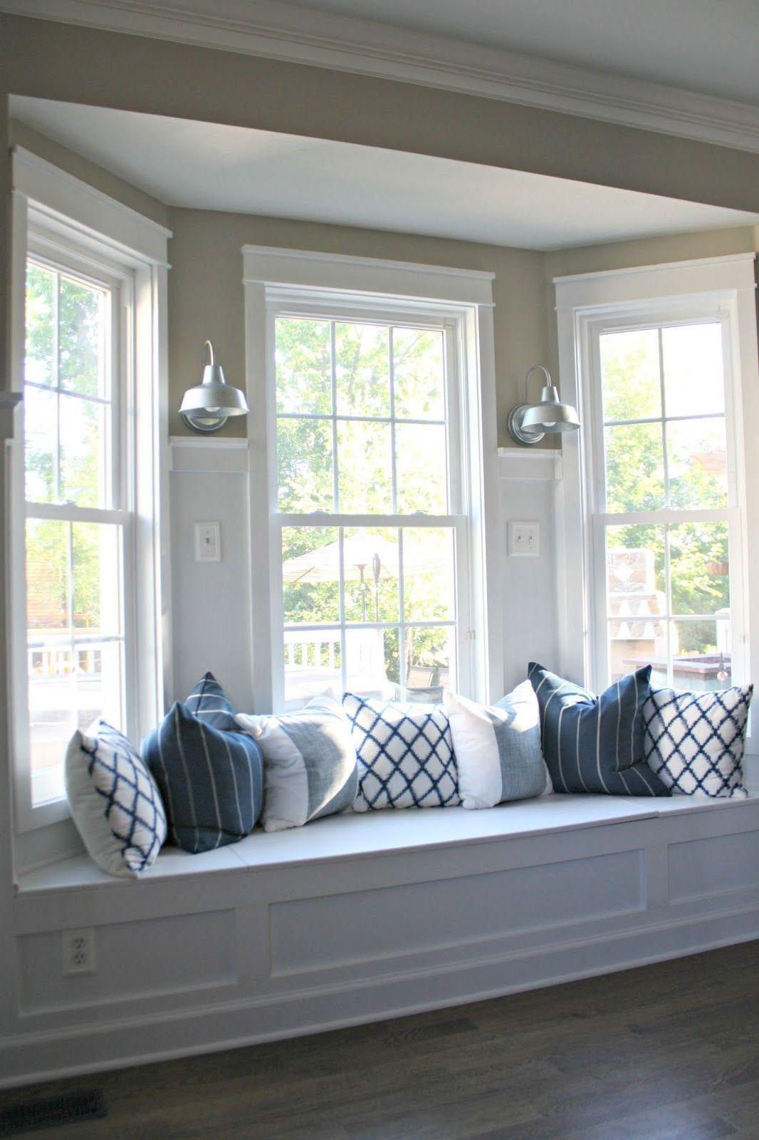 Bay Window Design Creativity Window Seat Kitchen Bay Window