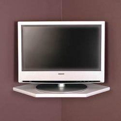 Floating Corner Shelf 22 Inch Corner Tv Shelves Corner Shelves Tv In Bedroom