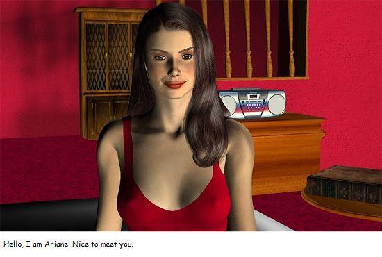 Online game date ariane