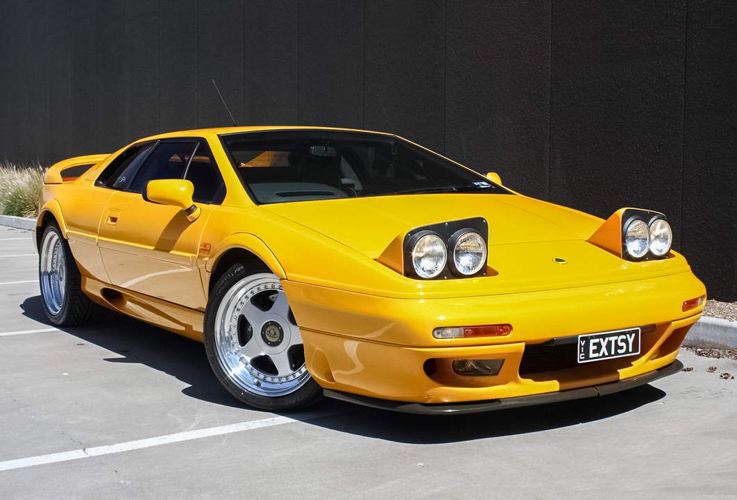 These 10 Cars Will Be Worth A Fortune In The Future Lotus Esprit