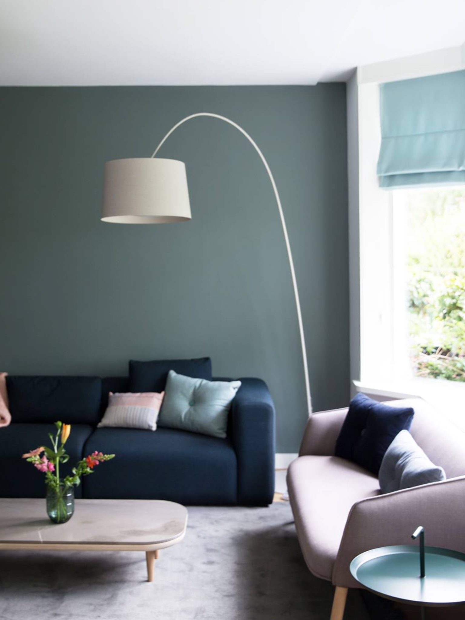 ambient lighting living room
