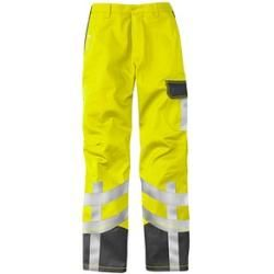 Photo of Calças de proteção de aviso unissexo Kübler Psa Safety X7 amarelo tamanho 24 KüblerKübler