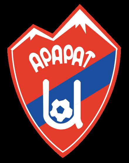 Ararat Yerevan Football Team Logos Football Logo Team Badge