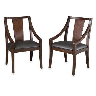 Home Styles Rio Vista Game Chair (Set of 2) - BedBathandBeyond.com