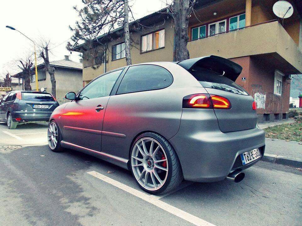 seat ibiza 6l seat tuning pinterest ibiza and cars. Black Bedroom Furniture Sets. Home Design Ideas