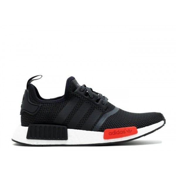 cheap black white red authentic adidas nmd runner mens originals r1  footlocker euro