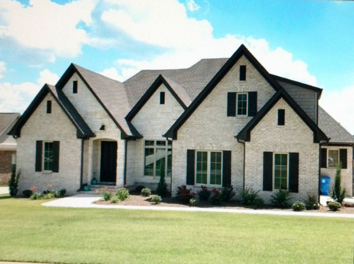 Plan 70508mk 3 Bed Brick And Stone House Plan Stone House Plans Monster House Plans House Plans