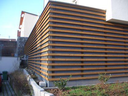 Holzfassade Detail holzfassade holzfassaden