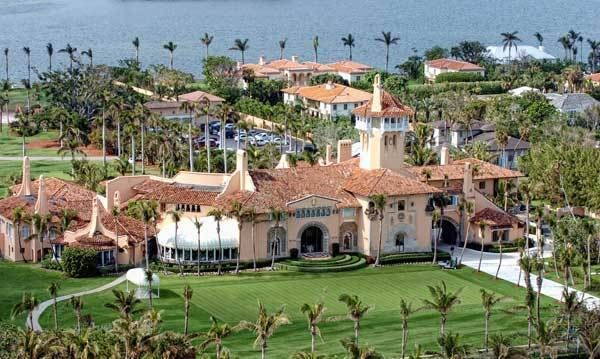 Mar A Lago Built 1924 1927 Is The Name Of The Palm Beach